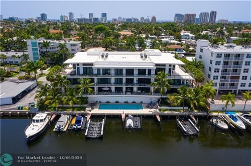 Photo of 161 Isle Of Venice Drive #201, Fort Lauderdale, FL 33301 (MLS # F10231880)