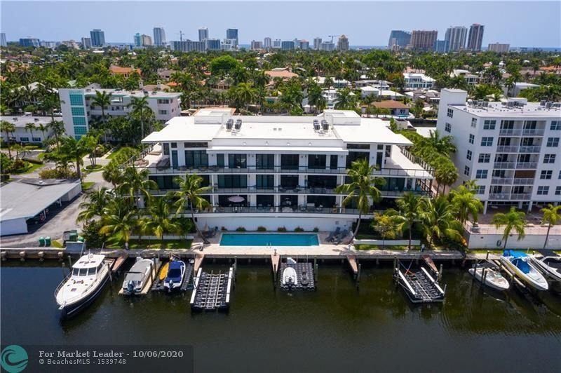 Photo for 161 Isle Of Venice Drive #201, Fort Lauderdale, FL 33301 (MLS # F10231880)