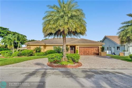 Photo of 5514 NW 58th Terrace, Coral Springs, FL 33067 (MLS # F10293881)