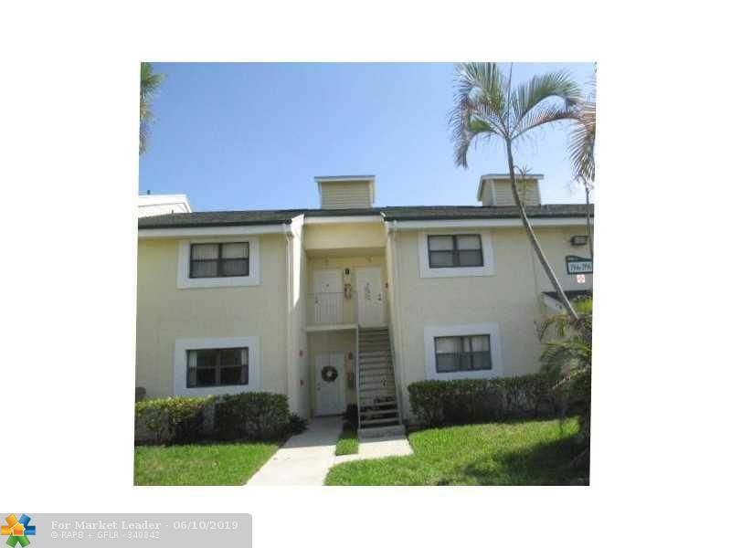 Photo for 3984 NW 87th Ave #3984, Sunrise, FL 33351 (MLS # F10179881)