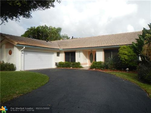 Photo of Listing MLS f10183882 in 1430 NW 99th Ave Plantation FL 33322