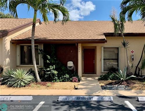 Photo of Listing MLS f10233882 in 3068 S Oakland Forest Dr #804 Oakland Park FL 33309