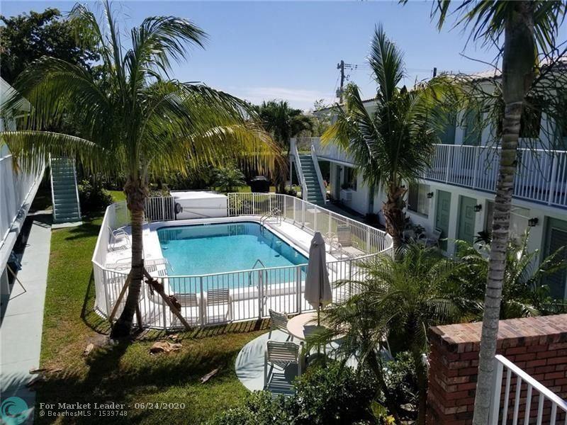 Photo of 2100 NE 39TH ST #307, Fort Lauderdale, FL 33308 (MLS # F10234882)