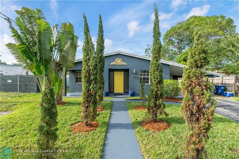 Photo of 3350 NW 4th St, Lauderhill, FL 33311 (MLS # F10283882)