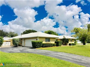 Photo of 8205 NW 36th St, Coral Springs, FL 33065 (MLS # F10197883)