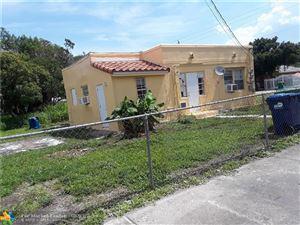 Photo of 1401 NW 81st St #3, Miami, FL 33147 (MLS # F10175884)