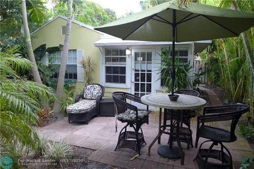 Photo of 1113 NE 4 Street, Fort Lauderdale, FL 33301 (MLS # F10221884)