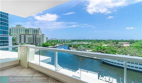 Photo of 411 N New River Dr E #704, Fort Lauderdale, FL 33301 (MLS # F10240884)