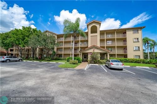 Photo of 12701 SW 13th St #113F, Pembroke Pines, FL 33027 (MLS # F10250885)
