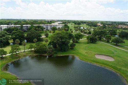 Photo of 3507 Oaks Way #1009, Pompano Beach, FL 33069 (MLS # F10281885)