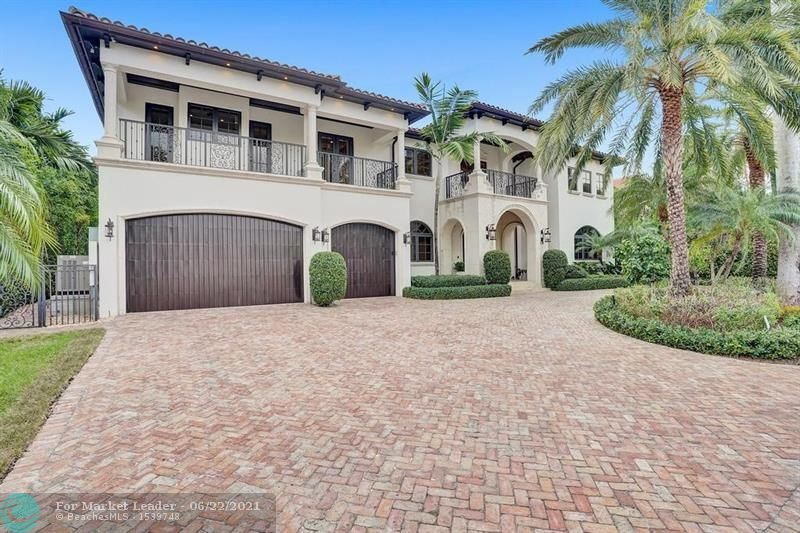 Photo of 530 San Marco Dr, Fort Lauderdale, FL 33301 (MLS # F10289885)
