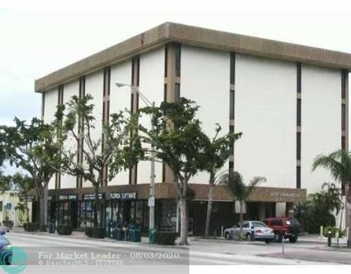 Photo of 2131 HOLLYWOOD BL #202, Hollywood, FL 33020 (MLS # F10241886)