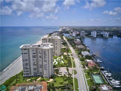 Photo of 500 S Ocean Blvd #508, Boca Raton, FL 33432 (MLS # F10238887)