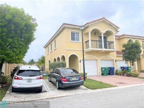 Photo of 7061 SW 165th Ave #7061, Miami, FL 33193 (MLS # F10282887)