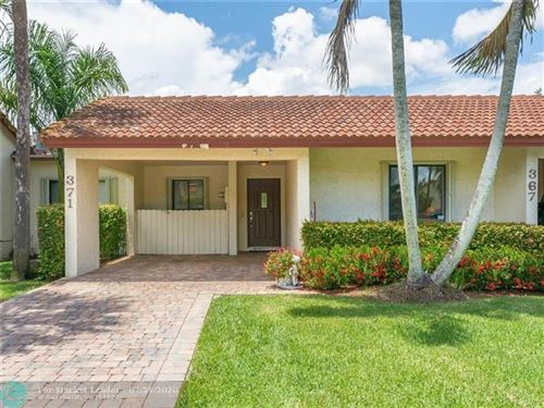 Photo of Listing MLS f10240888 in 371 Ivy Ln #371 Weston FL 33326