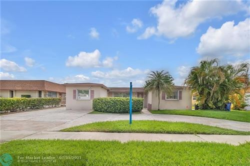 Photo of 410 NW 65th Ter, Margate, FL 33063 (MLS # F10293888)
