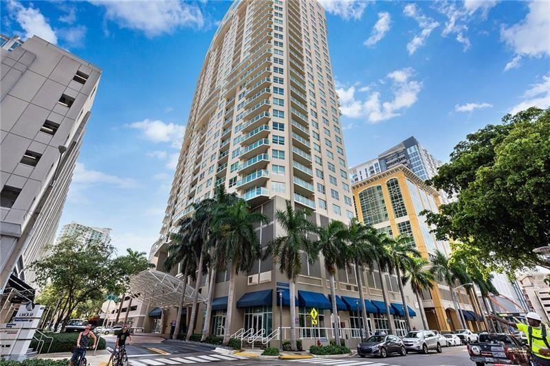 Photo of 350 SE 2nd St #1540, Fort Lauderdale, FL 33301 (MLS # F10270888)