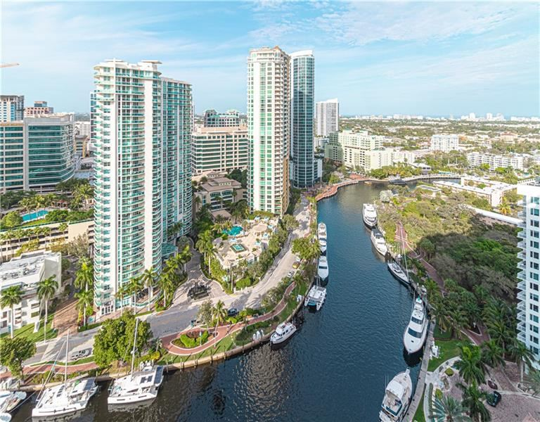 Photo of 511 SE 5th Ave #2522, Fort Lauderdale, FL 33301 (MLS # F10279888)