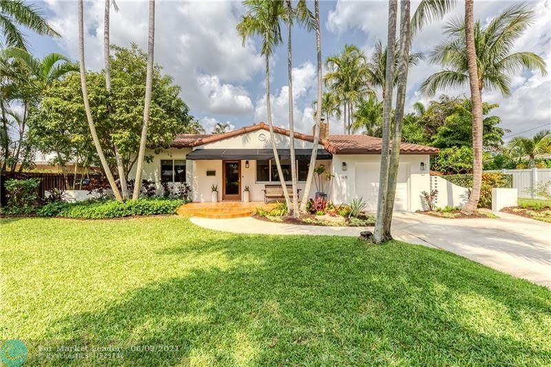 Photo of 1415 Coral Ridge Dr, Fort Lauderdale, FL 33304 (MLS # F10281888)