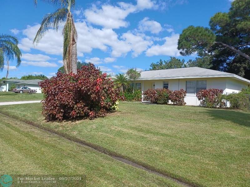 149 SW Evans Ave, Port Saint Lucie, FL 34984 - #: F10300888