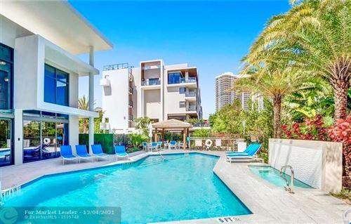 Photo of 3040 N Ocean Blvd #N101, Fort Lauderdale, FL 33308 (MLS # F10300889)