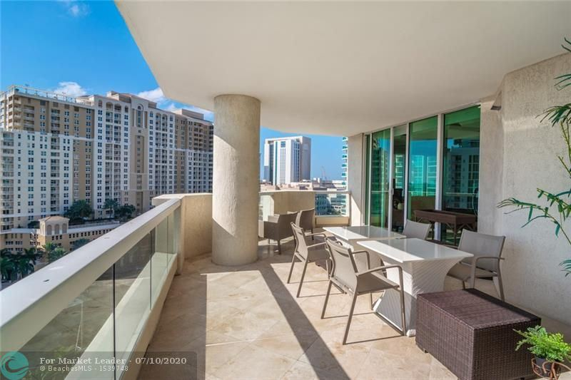 Photo of 411 N New River Dr #1506, Fort Lauderdale, FL 33301 (MLS # F10237889)
