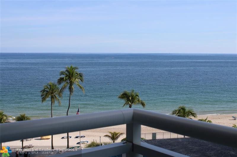 Photo of 3430 Galt Ocean Dr #710, Fort Lauderdale, FL 33308 (MLS # F10204890)