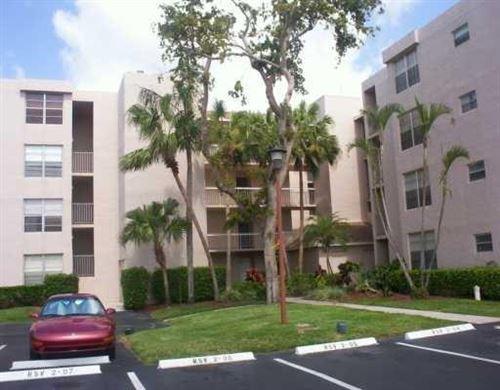 Photo of 9410 Tangerine Pl #201, Davie, FL 33324 (MLS # F10273891)