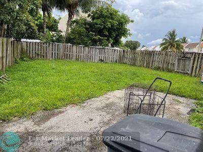 Photo of 1358 Silverado #1358, North Lauderdale, FL 33068 (MLS # F10293891)