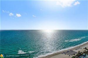 Photo of 18911 COLLINS AVE #2706, Sunny Isles Beach, FL 33160 (MLS # F10185892)