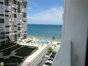 Photo of 4250 Galt Ocean Dr #12A, Fort Lauderdale, FL 33308 (MLS # F10154893)