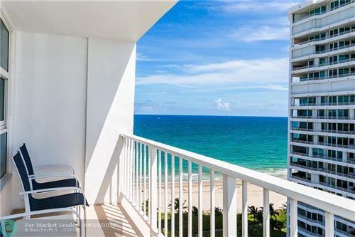 Photo of 1620 S Ocean Blvd #PH N, Lauderdale By The Sea, FL 33062 (MLS # F10170893)