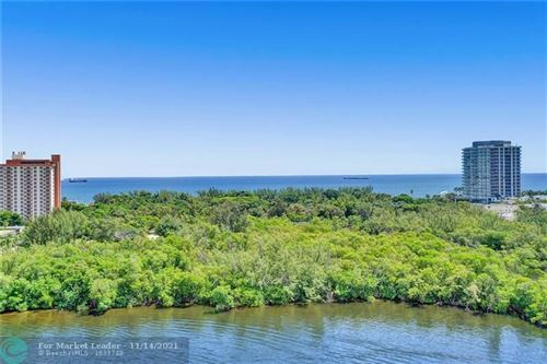 Photo of 920 Intracoastal Dr #1201, Fort Lauderdale, FL 33304 (MLS # F10301893)