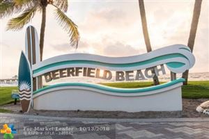 Photo of 191 SE 20th Ave #211, Deerfield Beach, FL 33441 (MLS # F10144894)