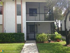 Photo of 441 LAKEVIEW DR #104, Weston, FL 33326 (MLS # F10191894)