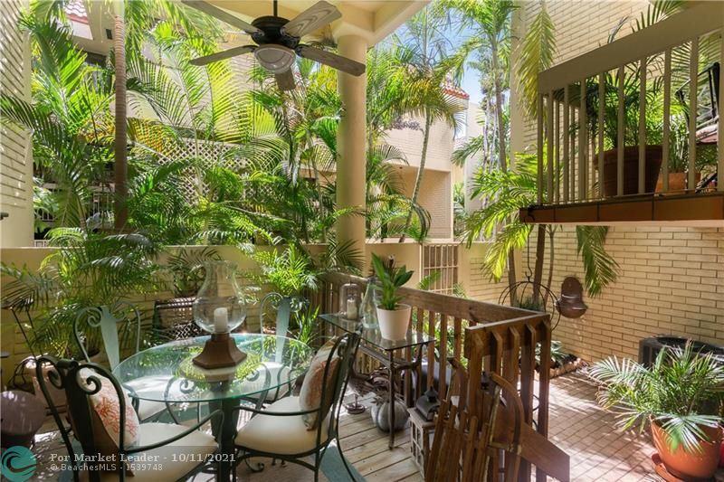 Photo of 1401 NE 9th #65, Fort Lauderdale, FL 33304 (MLS # F10303894)