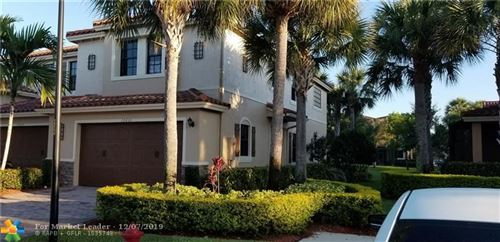 Photo of 10835 NW 72nd Pl #10835, Parkland, FL 33076 (MLS # F10205895)