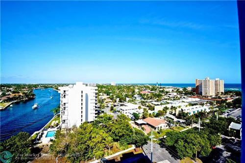 Photo of 1505 N Riverside Dr #1207, Pompano Beach, FL 33062 (MLS # F10249895)