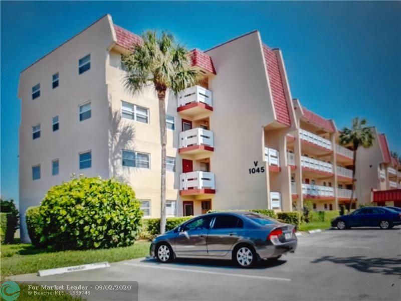 1045 Country Club Dr #309, Margate, FL 33063 - #: F10246896