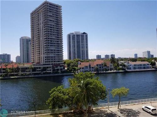 Photo of 19390 Collins Ave #519, Sunny Isles Beach, FL 33160 (MLS # F10285897)