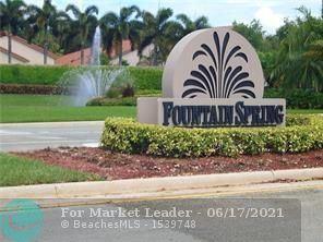 10600 NW 14th St #108, Plantation, FL 33322 - #: F10287897