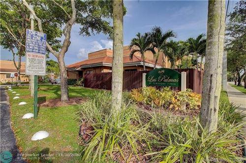 Photo of 1680 SW 120th Ave #1680, Pembroke Pines, FL 33025 (MLS # F10259898)