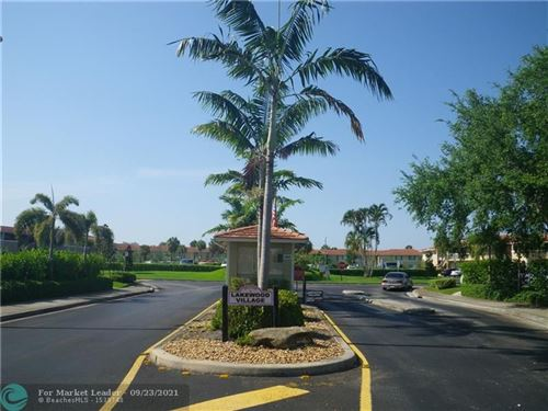 Photo of 1023 Twin Lakes Dr #1023, Coral Springs, FL 33071 (MLS # F10301898)