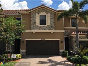Photo of 8432 Lakeview Trl #8432, Parkland, FL 33076 (MLS # F10158899)