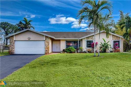 Photo of 2830 NW 120th Ave, Plantation, FL 33323 (MLS # F10215899)