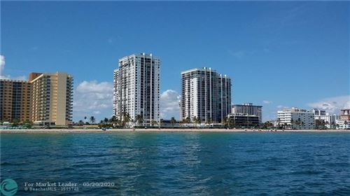 Photo of Listing MLS f10229899 in 2101 S Ocean Dr #2501 Hollywood FL 33019