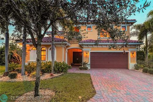 Photo of 10360 Candleberry St, Parkland, FL 33076 (MLS # F10252899)