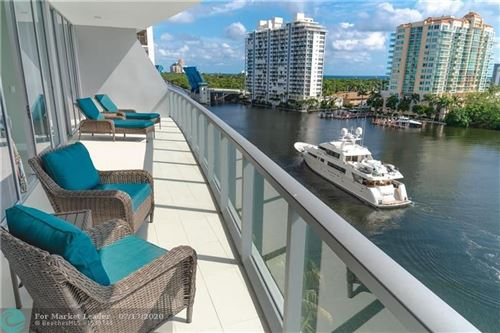 Photo of 920 Intracoastal Dr #702, Fort Lauderdale, FL 33304 (MLS # F10225900)