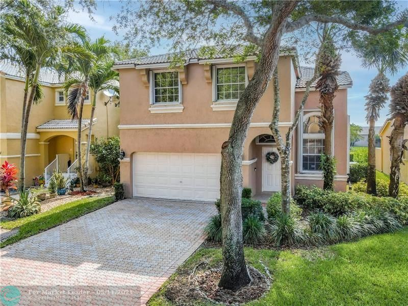 11325 NW 49th Dr, Coral Springs, FL 33076 - #: F10283900