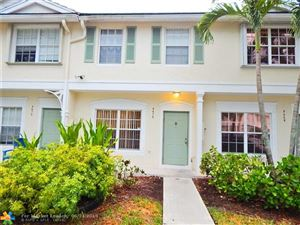 Photo of 5675 NW 99th Ln #132, Coral Springs, FL 33076 (MLS # F10176901)